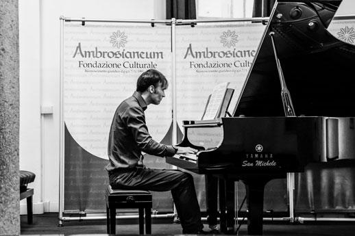 Audizioni 2019 • Ambrosianeum