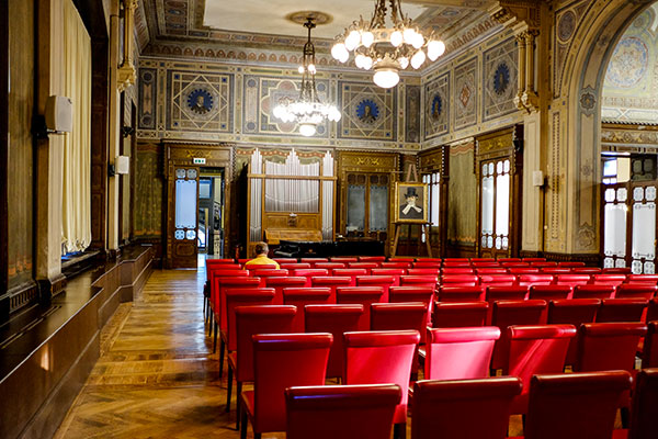 Audizioni 2018 • Casa Verdi